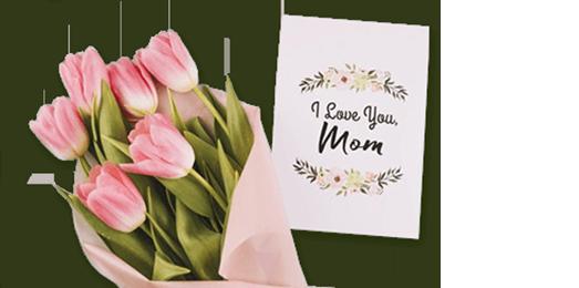 Цветы с открытками - Kvit-land