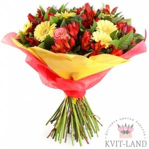 красивый цветочный букет