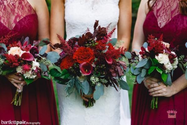 букет невесты дублер