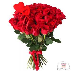 голланская роза 25 шт