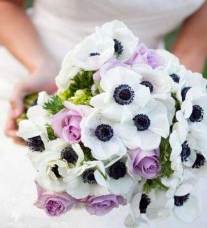 прекрасный букет невесты экзотика