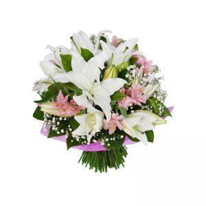 букет цветов мерилин