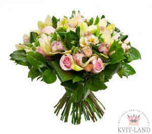 красивый букето цветов