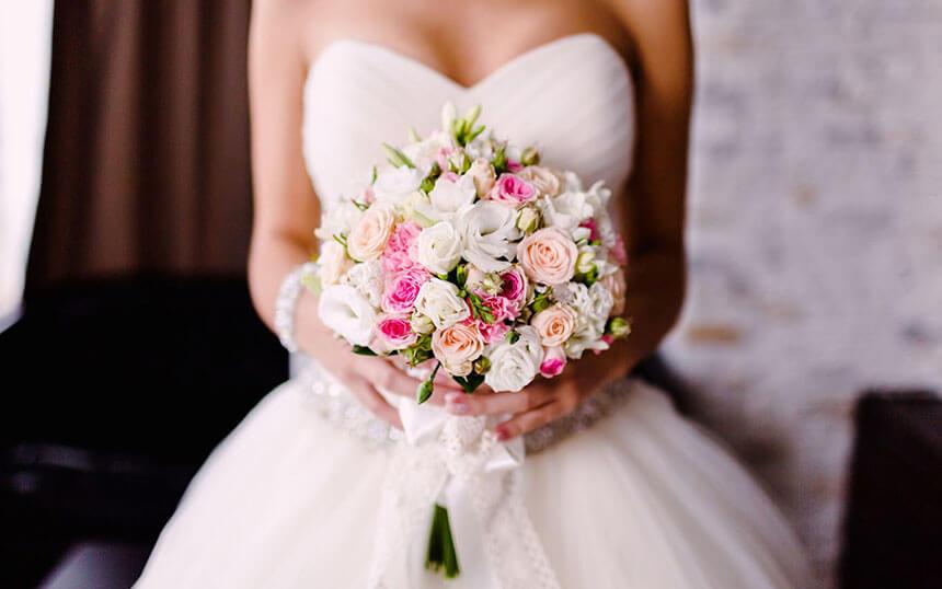 Букет невесты – древняя традиция