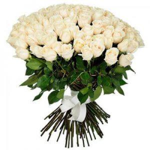 букет из сто одной розы