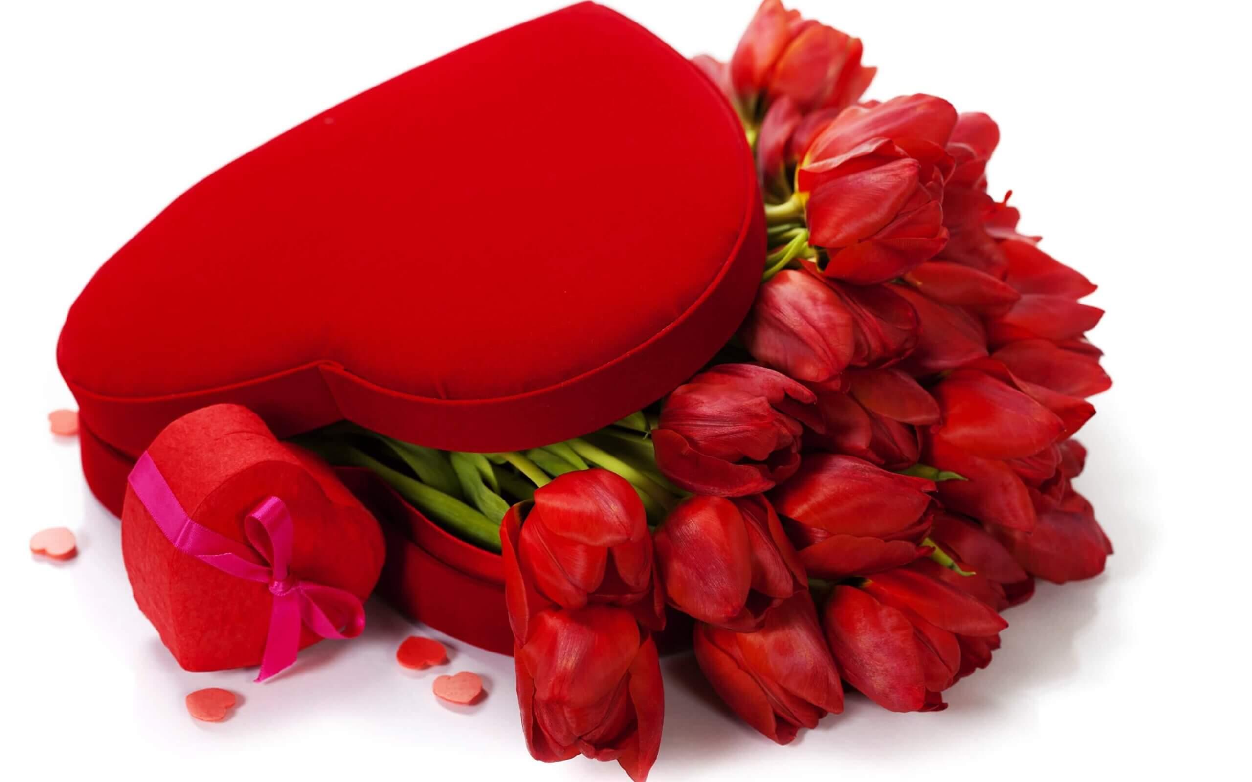 Желаете заказать в Харькове цветы на День святого Валентина с услугой доставка цветов?
