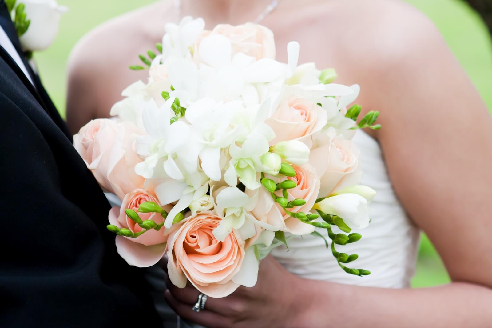 Фото букета невесты