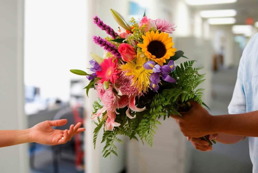 Интернет доставка цветов