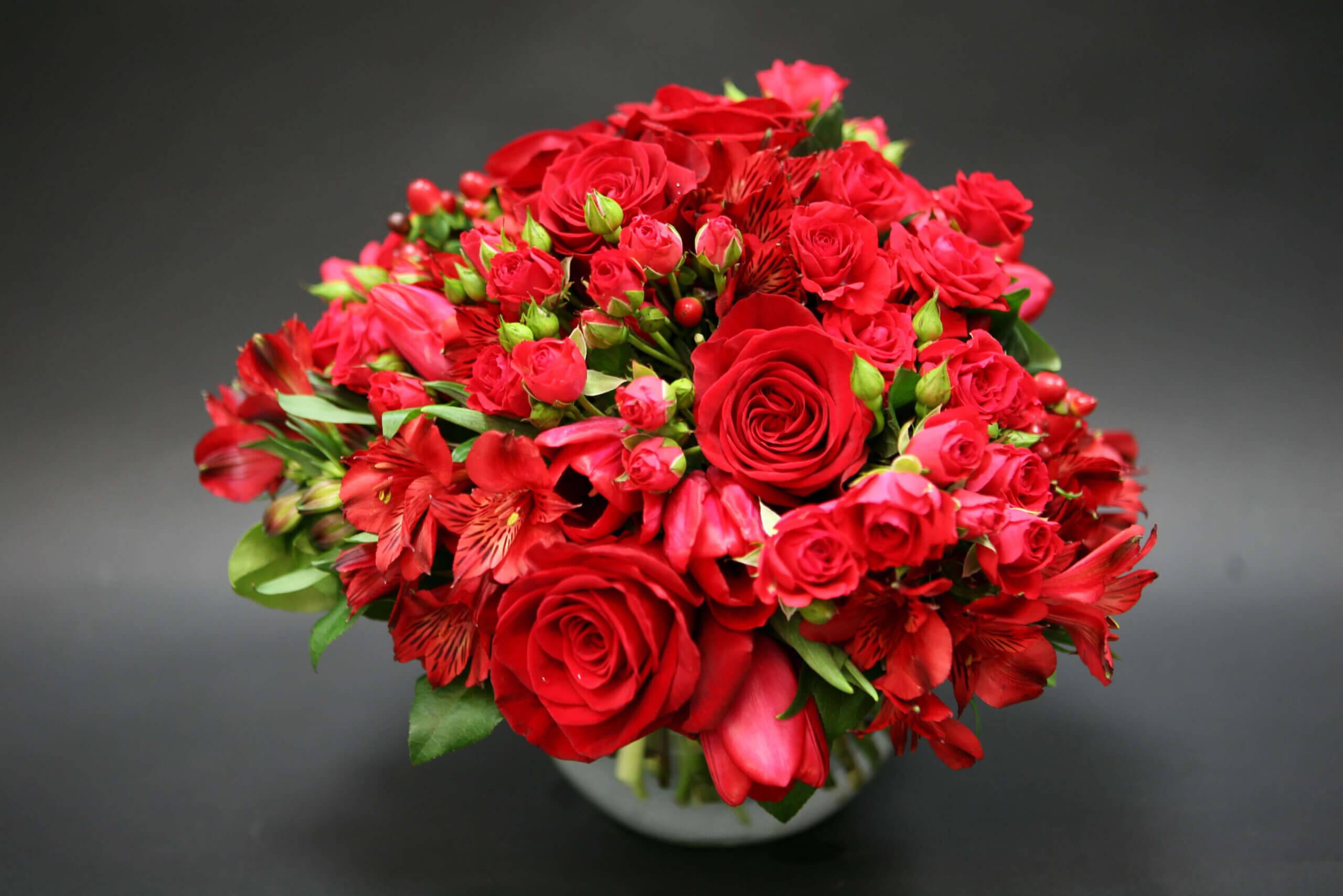Букеты цветов Харьков